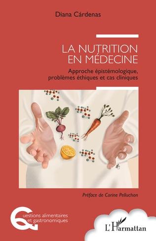 Couverture La nutrition en médecine