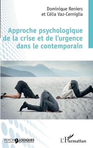Couverture Approche psychologique de la crise et de l'urgence dans le contemporain