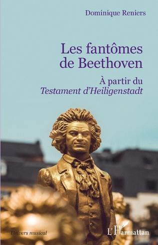 Couverture Les fantômes de Beethoven