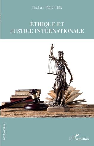 Couverture Ethique et justice internationale
