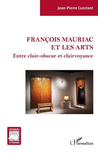 Couverture François Mauriac et les arts