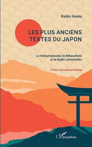 Couverture Les plus anciens textes du Japon