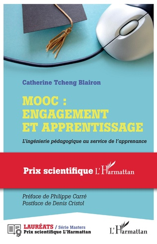 Couverture Mooc : engagement et apprentissage