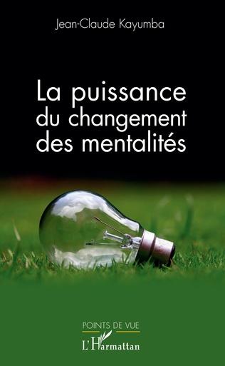 Couverture La puissance du changement des mentalités