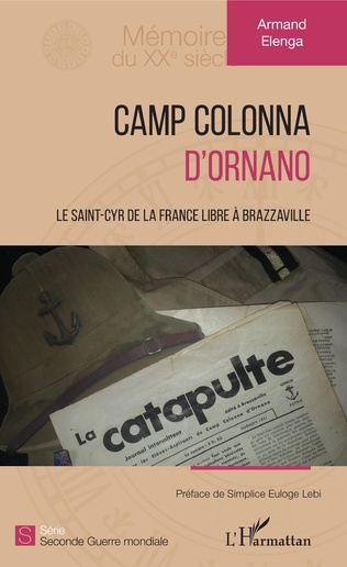 Couverture Camp Colonna d'Ornano