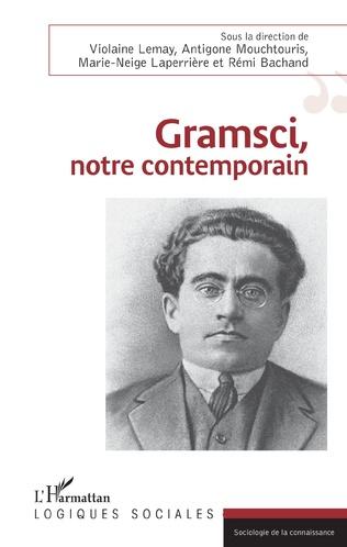 Couverture Gramsci, notre contemporain