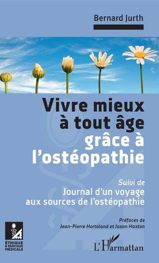 Couverture Vivre mieux à tout âge grâce à l'ostéopathie
