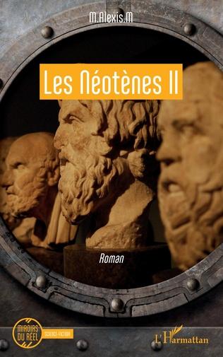 Couverture Les Néotènes II
