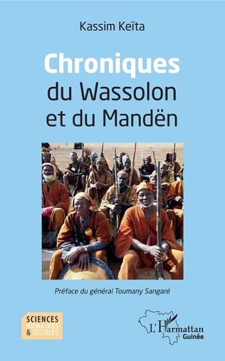 Couverture Chroniques du Wassolon et du Mandën