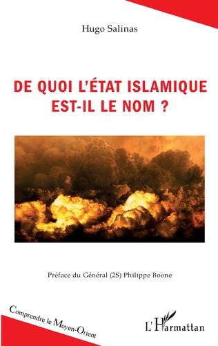 Couverture De quoi l'État islamique est-il le nom ?