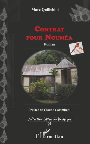 Couverture Contrat pour Nouméa