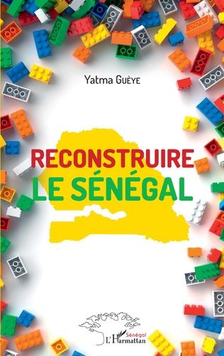 Couverture Reconstruire le Sénégal