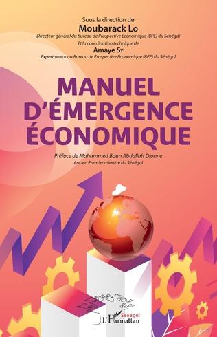 Couverture Manuel d'émergence économique