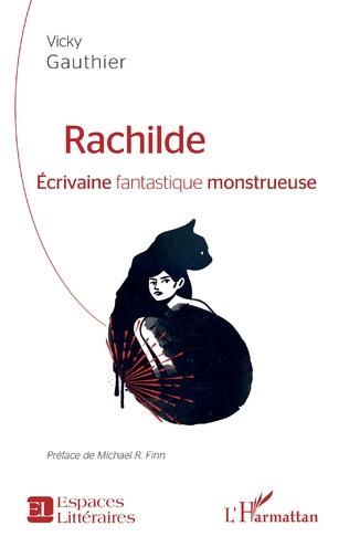 Couverture Rachilde