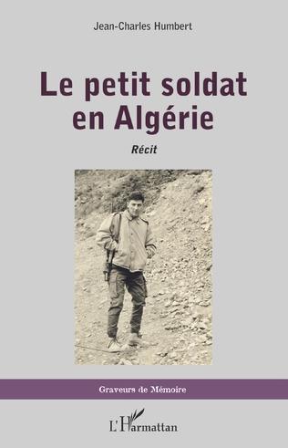 Couverture Le petit soldat en Algérie