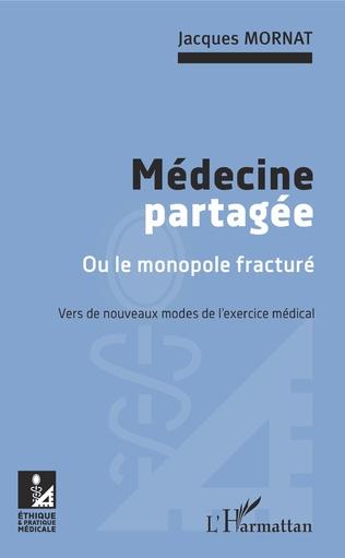 Couverture Médecine partagée