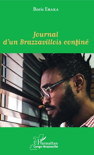 Couverture Journal d'un Brazzavillois confiné