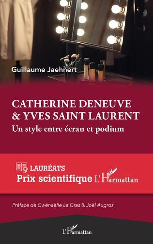 Couverture Catherine Deneuve & Yves Saint Laurent