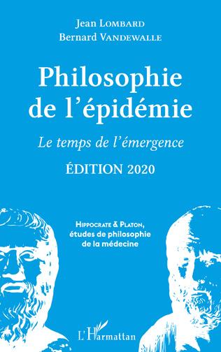 Couverture Philosophie de l'épidémie