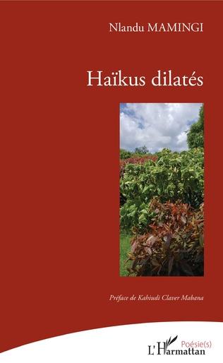 Couverture Haïkus dilatés