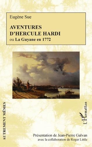 Couverture Aventures d'Hercule Hardi