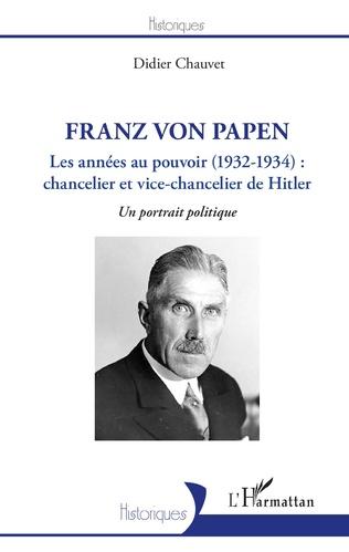 Couverture Franz von Papen