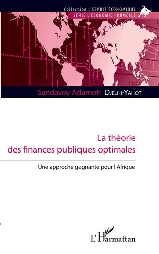 Couverture La théorie des finances publiques optimales