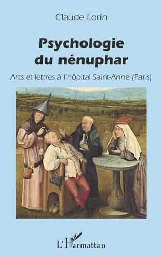 Couverture Psychologie du nénuphar