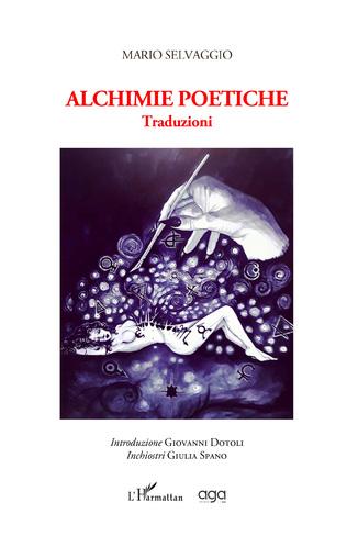 Couverture Alchimie poetiche