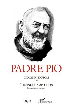 Couverture Padre Pio