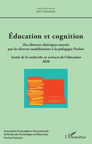 Couverture Éducation et cognition