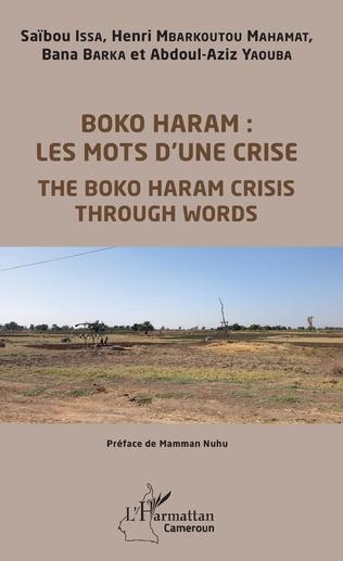 Couverture Boko Haram : les mots d'une crise