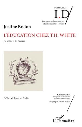 Couverture L'éducation chez T.H. White