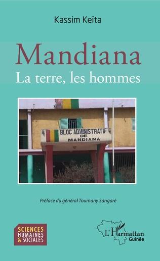 Couverture Mandiana. La terre, les hommes