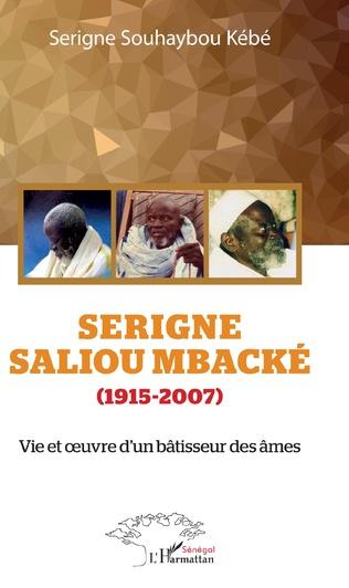 Couverture Serigne Saliou Mbacké (1915-2007)