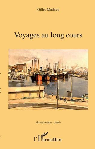 Couverture Voyages au long cours