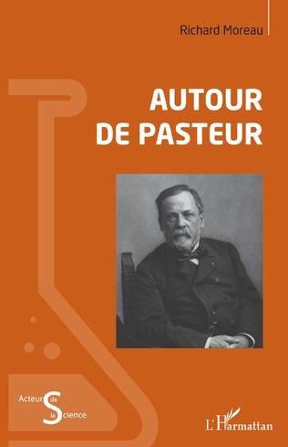 Couverture Autour de Pasteur