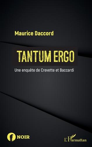 Couverture TANTUM ERGO