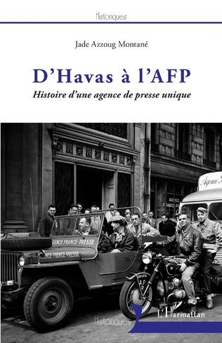 Couverture D'Havas à l'AFP