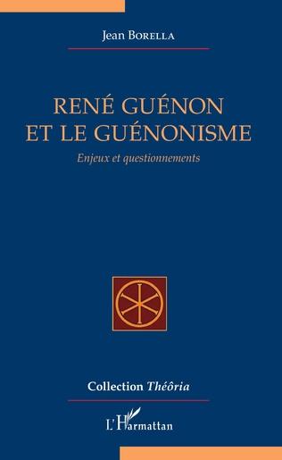 Couverture René Guénon et le guénonisme