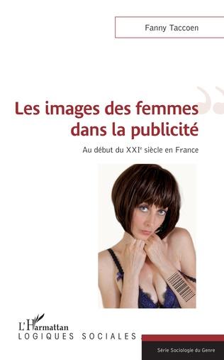 Couverture Les images des femmes dans la publicité