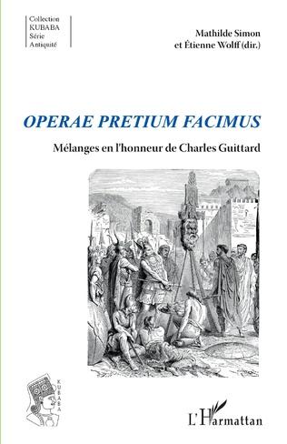 Couverture Operae pretium facimus