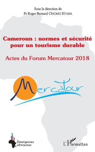 Couverture Cameroun : normes et sécurité pour un tourisme durable