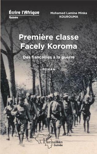 Couverture Première classe Facely Koroma