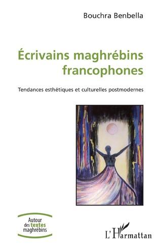 Couverture Ecrivains maghrébins francophones