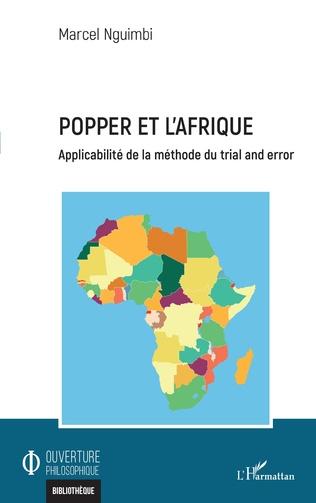 Couverture Popper et l'Afrique