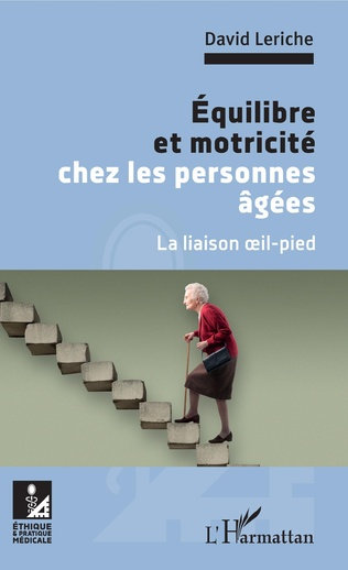 Couverture Équilibre et motricité chez les personnes âgées