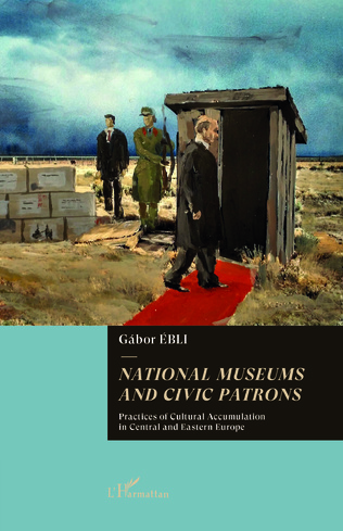 Couverture National museums and civic patrons