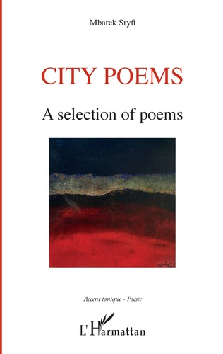 Couverture City poems