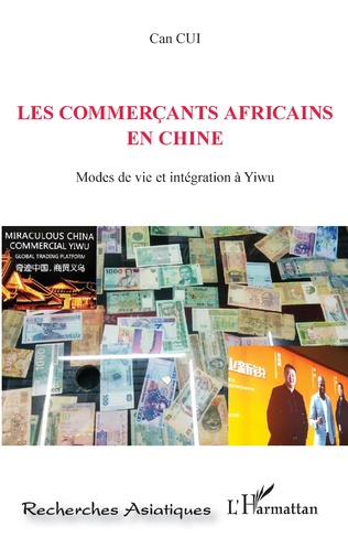 Couverture Les commerçants africains en Chine